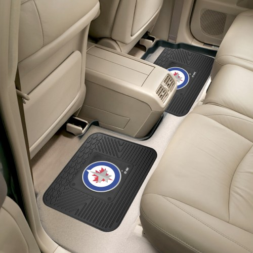 NHL - Winnipeg Jets 2-pc Utility Mat 14