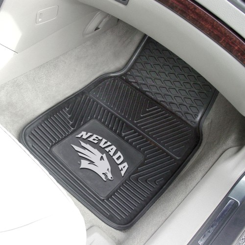 Nevada 2-pc Vinyl Car Mats 17x27