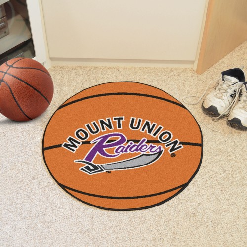 Mount Union Basketball Mat 27
