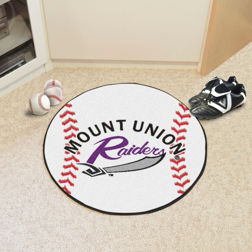 Mount Union Baseball Mat 27