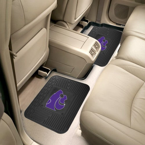 Kansas State 2-pc Utility Mat 14