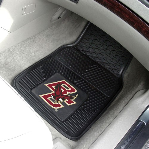 Boston College 2-pc Vinyl Car Mats 17