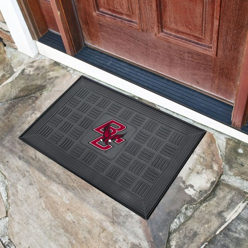 Boston College Door Mat 19.5