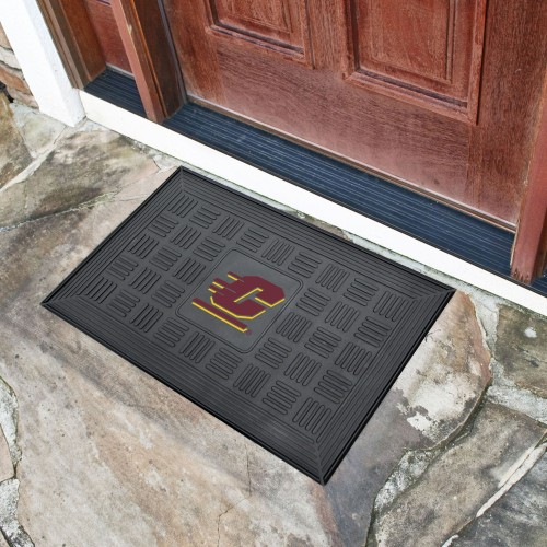 Central Michigan Door Mat 19.5