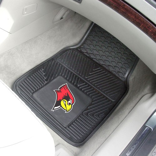 Illinois State 2-pc Vinyl Car Mats 17