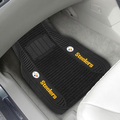 NFL - Pittsburgh Steelers Deluxe Mat 21