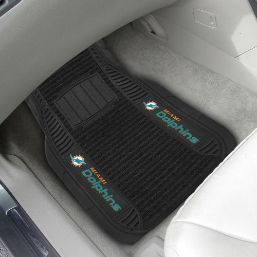 NFL - Miami Dolphins Deluxe Mat 21