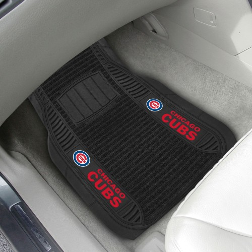 MLB - Chicago Cubs Deluxe Mat 21