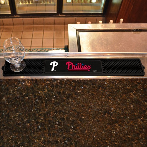 MLB - Philadelphia Phillies Drink Mat 3.25