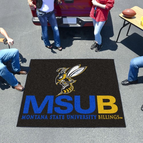 Montana State - Billings Tailgater Rug 5'x6'