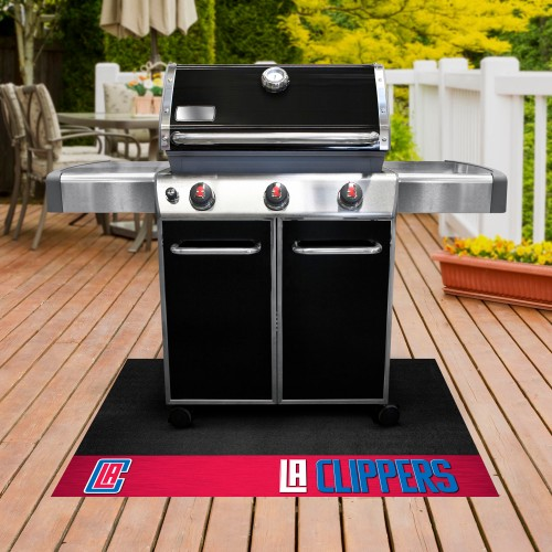 NBA - Los Angeles Clippers Grill Mat 26