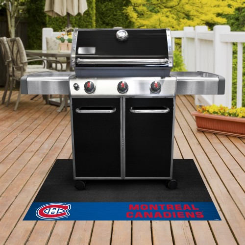 NHL - Montreal Canadiens Grill Mat 26