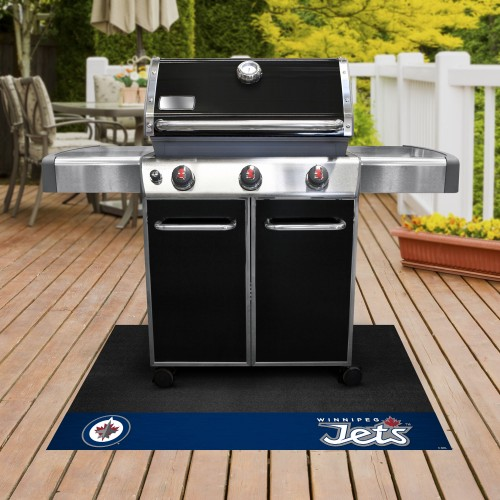 NHL - Winnipeg Jets Grill Mat 26