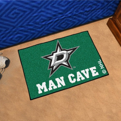 NHL - Dallas Stars Man Cave Starter Rug 19