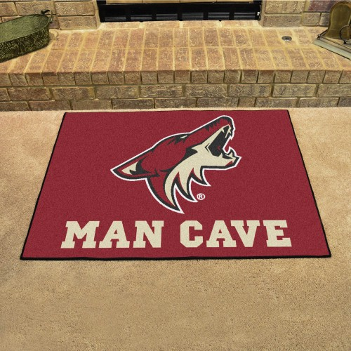 NHL - Arizona Coyotes Man Cave All-Star Mat 33.75
