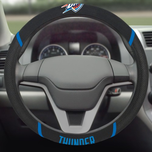 NBA - Oklahioma City Thunder Steering Wheel Cover 15
