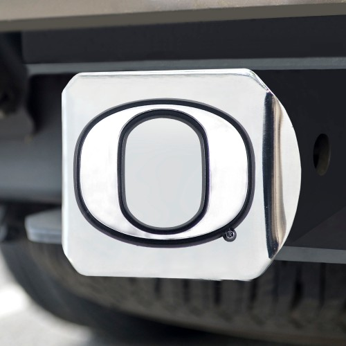 Oregon Chrome Hitch Cover 4 1/2