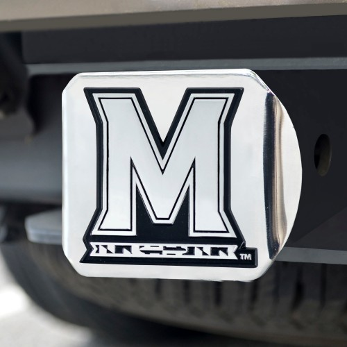 Maryland Chrome Hitch Cover 4 1/2