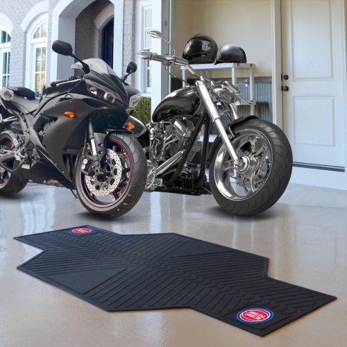 NBA - Detroit Pistons Motorcycle Mat 82.5