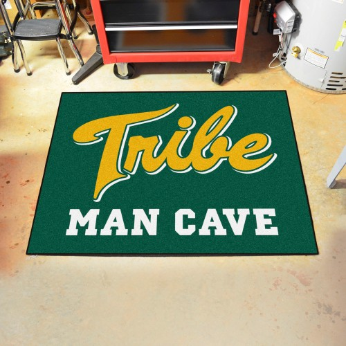 William & Mary Man Cave All-Star Mat 33.75