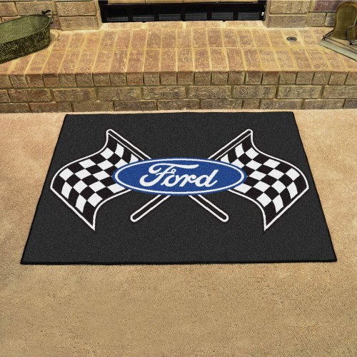 Ford Flags All-Star Mat 33.75