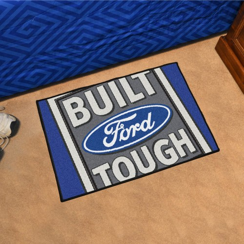 Built Ford Tough Starter Rug 19