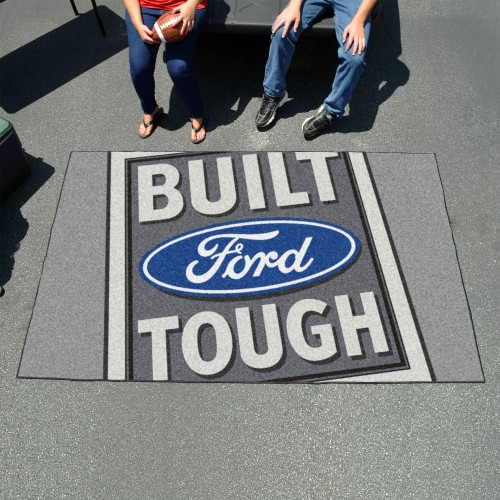 Built Ford Tough Ulti-Mat 5'x8' Gray