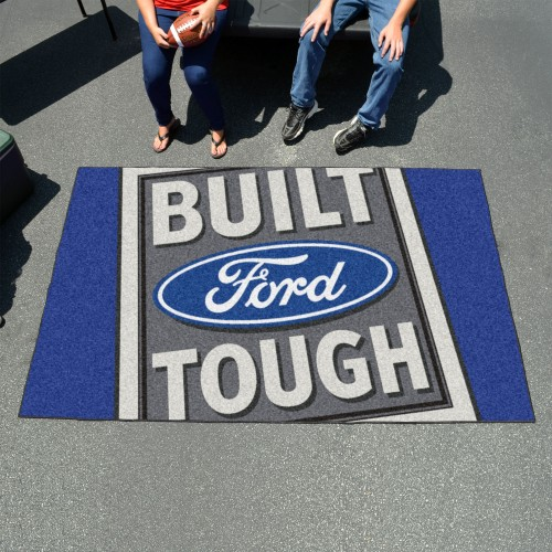 Built Ford Tough Ulti-Mat 5'x8' - Blue