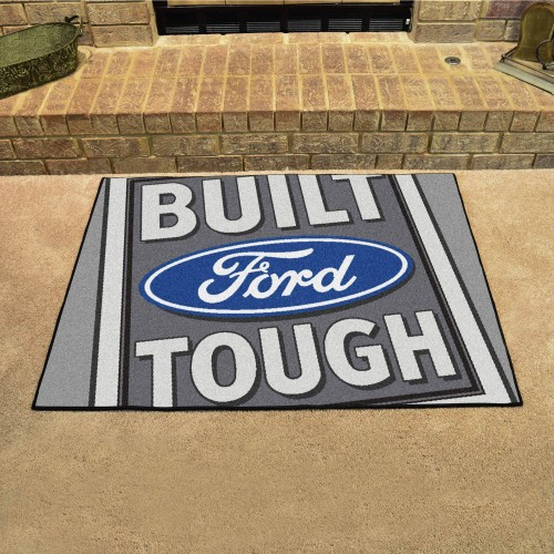 Built Ford Tough All-Star Mat 33.75