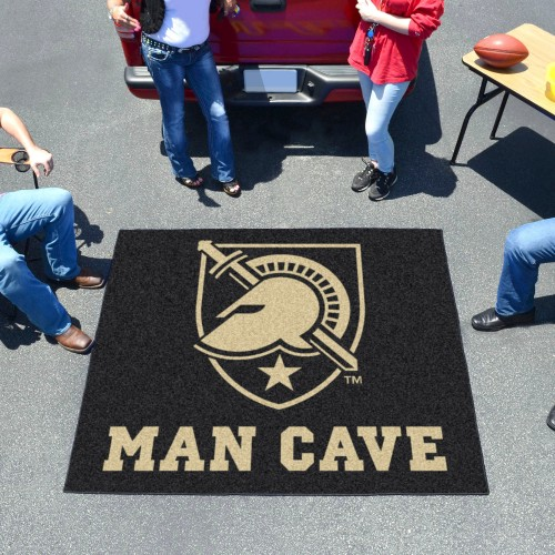 U.S. Military Academy Man Cave Tailgater Rug 5'x6'