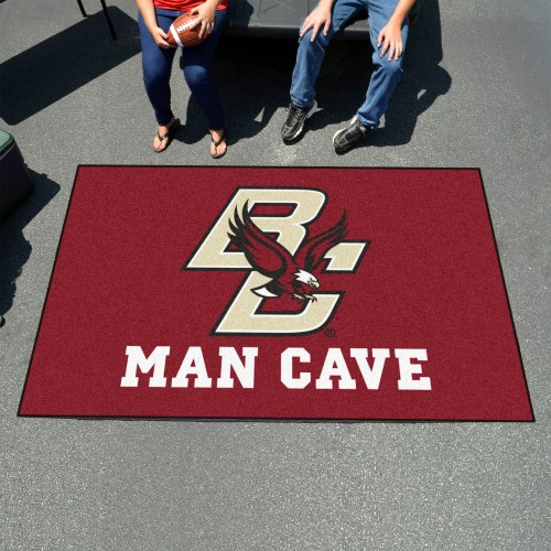 Boston College Man Cave UltiMat 5'x8' Rug