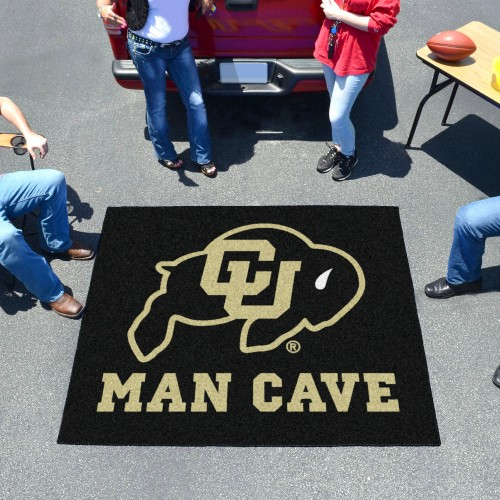 Colorado Man Cave Tailgater Rug 5'x6'