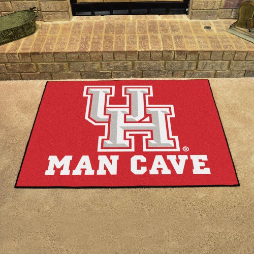 Houston Man Cave All-Star Mat 33.75