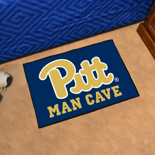 Pittsburgh Man Cave Starter Rug 19