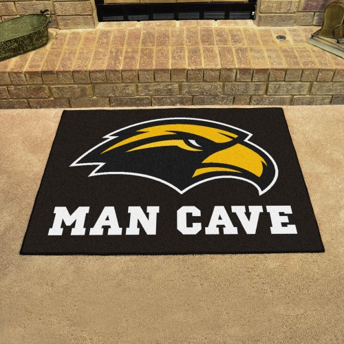 Southern Miss Man Cave All-Star Mat 33.75