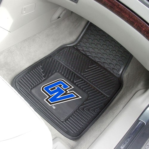Grand Valley State 2-pc Vinyl Car Mats 17