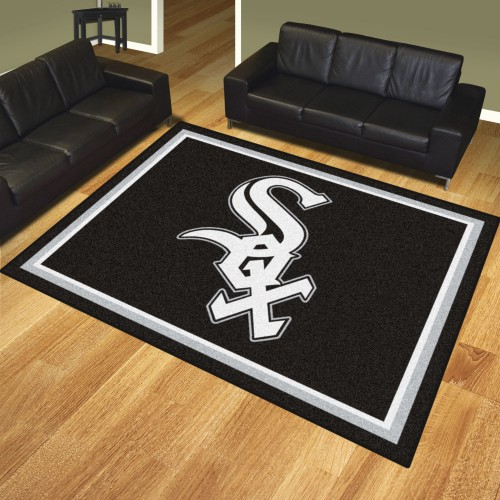 MLB - Chicago White Sox 8'x10' Rug