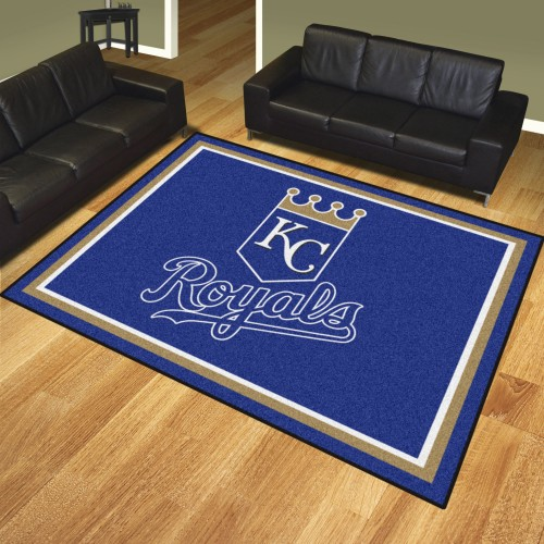 MLB - Kansas City Royals 8'x10' Rug