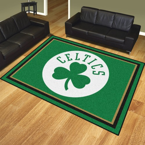 NBA - Boston Celtics 8'x10' Rug