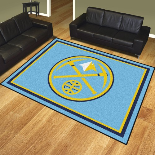 NBA - Denver Nuggets 8'x10' Rug