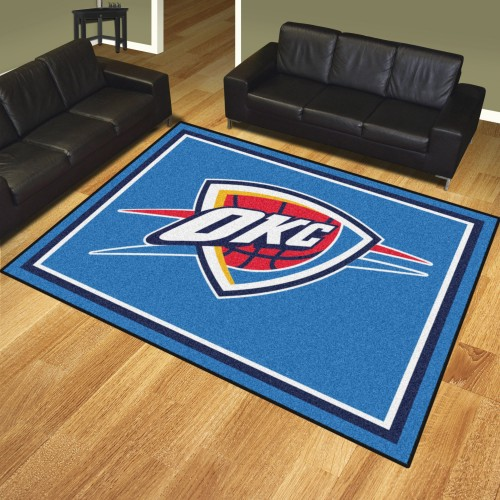 NBA - Oklahoma City Thunder 8'x10' Rug