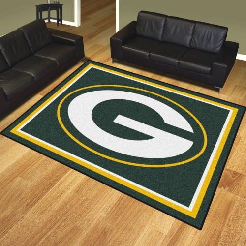 NFL - Green Bay Packers 8'x10' Rug