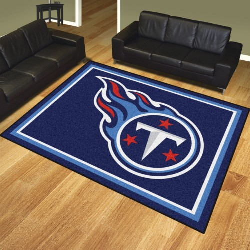 NFL - Tennessee Titans 8'x10' Rug