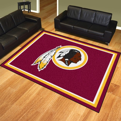 NFL - Washington Football 8'x10' Rug