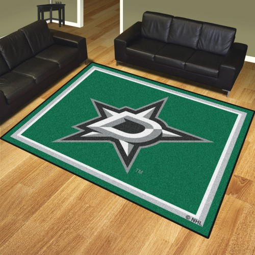 NHL - Dallas Stars 8'x10' Rug