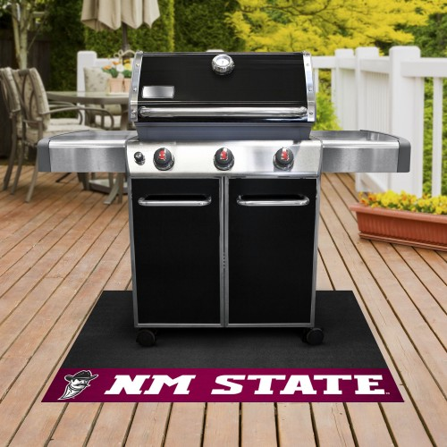 New Mexico State Grill Mat 26