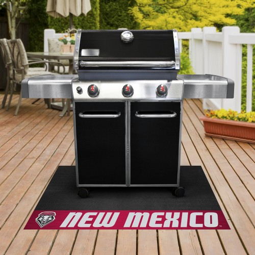 New Mexico Grill Mat 26