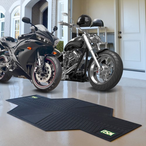 Wright State Motorcycle Mat 82.5