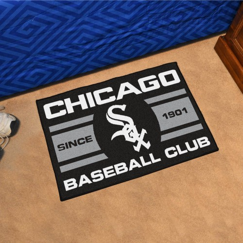 Chicago White Sox Baseball Club Starter Rug 19
