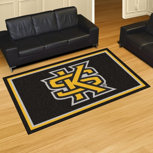 Kennesaw State 5'x8' Rug